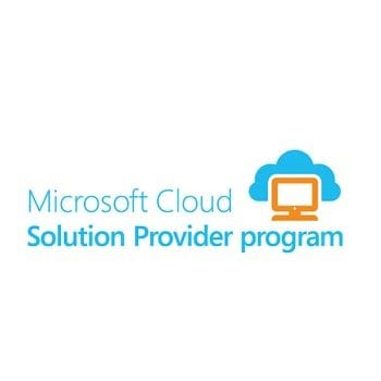Microsoft Cloud Solution Provider Program Logo